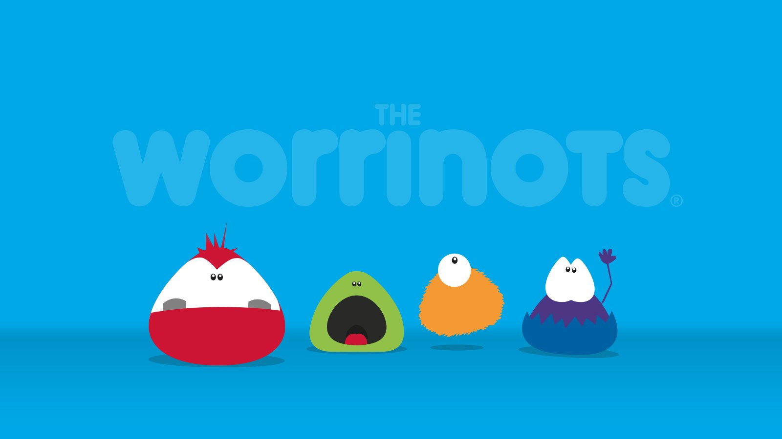 The Worrinots app | tackling children's anxieties earlier HOME